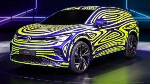 Konzeptauto ID. Next von Volkswagen