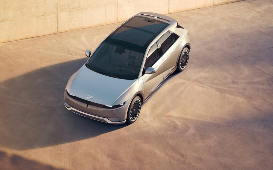 Ioniq 5: Hyundai macht das Elektroauto zum Wohnraum