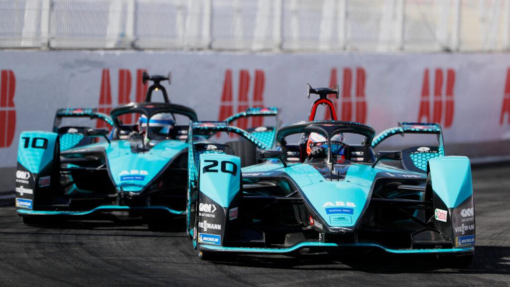 Formel E Jaguar