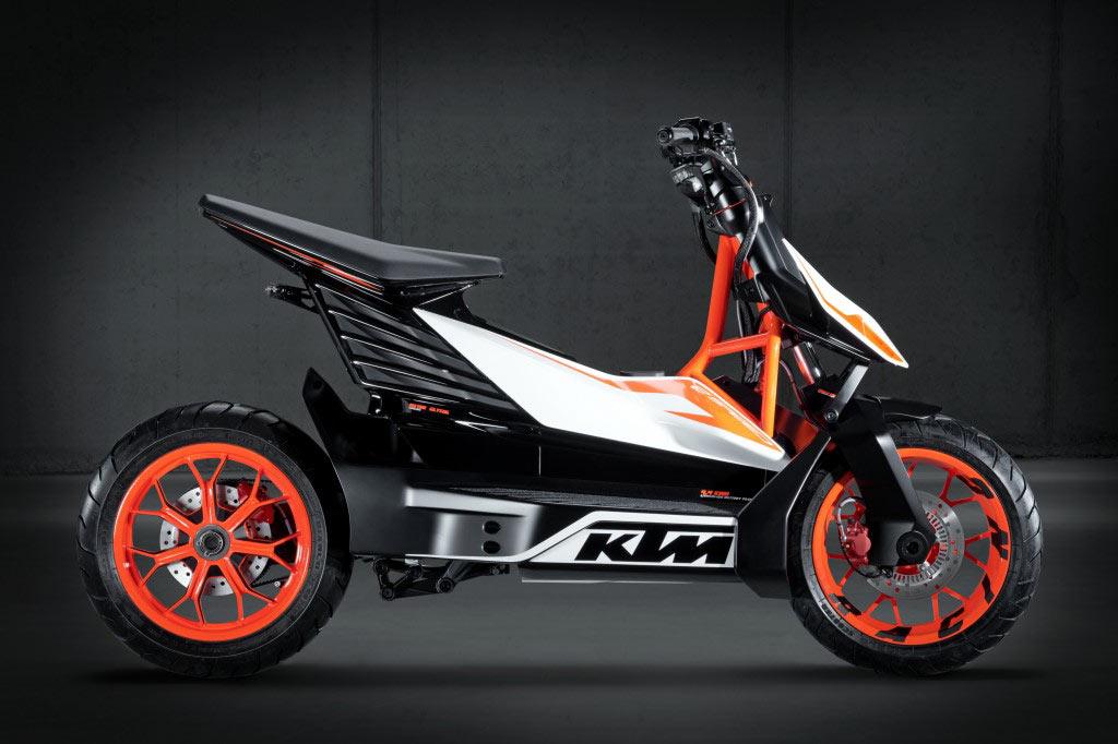 KTM Speedscooter