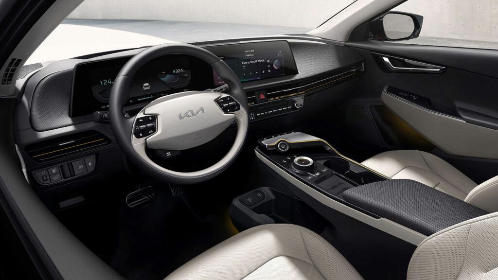 Interieur Kia EV6
