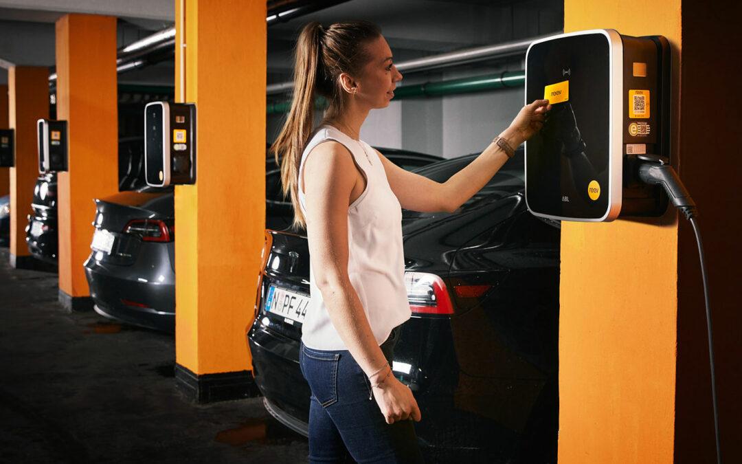 Ladelösungen für E-Autos intelligent gemacht