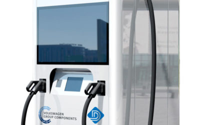 VW steigt groß ins Geschäft mit Schnellladestationen ein