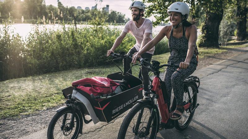 Corona lässt Fahrradverkehr in neuem Licht erscheinen