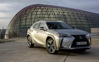 Lexus 300e: Toyotas vollelektrische Speerspitze