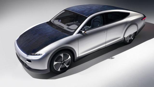 Lightyears Solar-Stromer rollt mit Bridgestone weiter