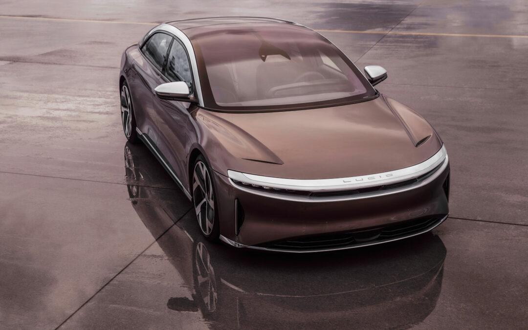 Lucid Motors präsentiert seinen Über-Tesla