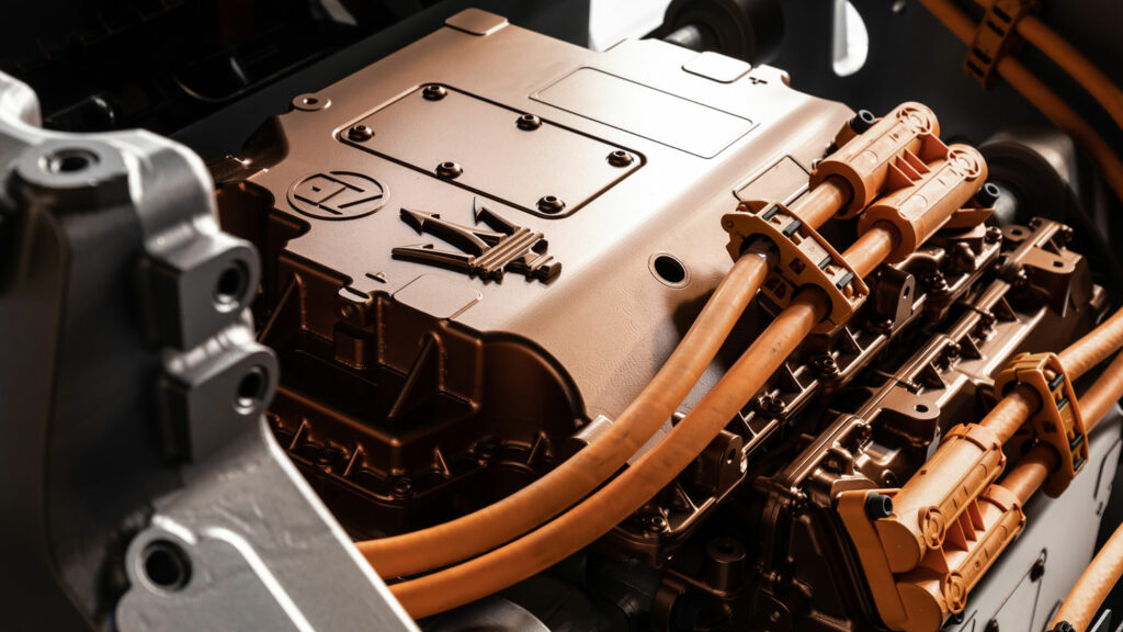 Maserati MC20 Batterie