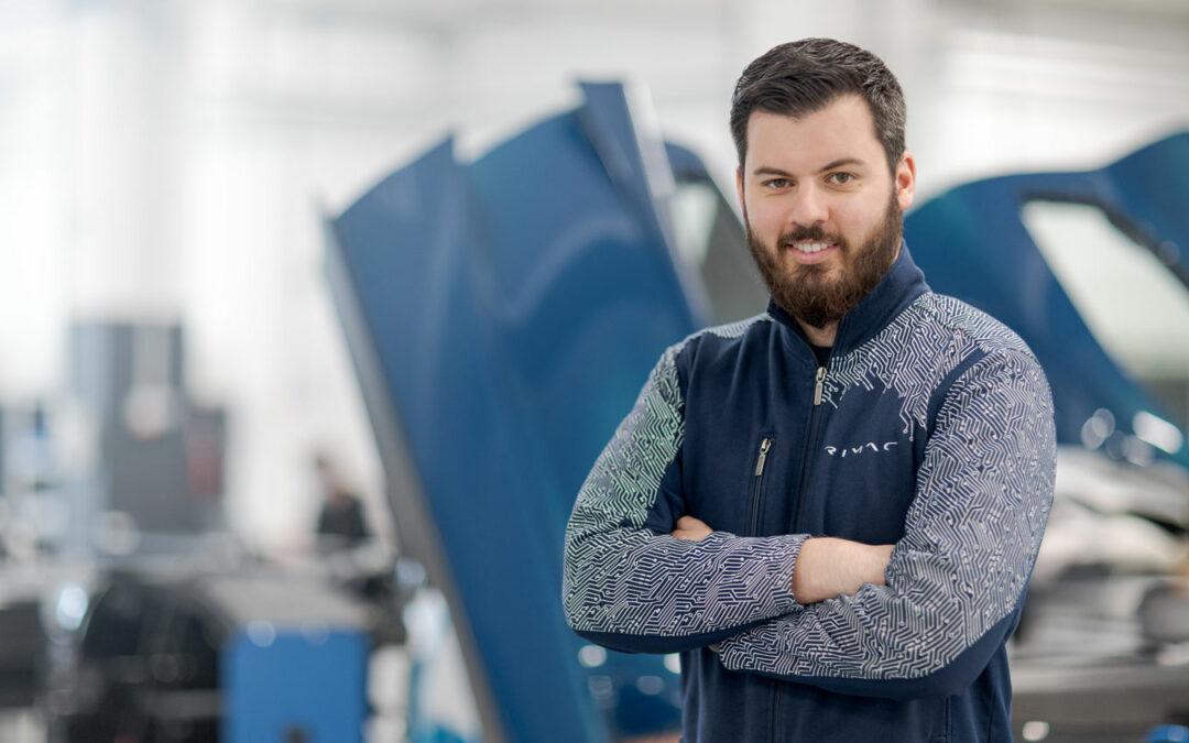 So tickt der neue Bugatti-Chef Mate Rimac
