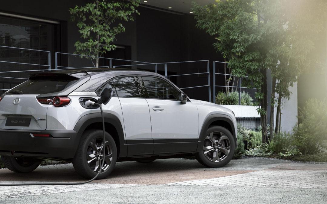 Mazda: 200 Kilometer Reichweite sollten genügen