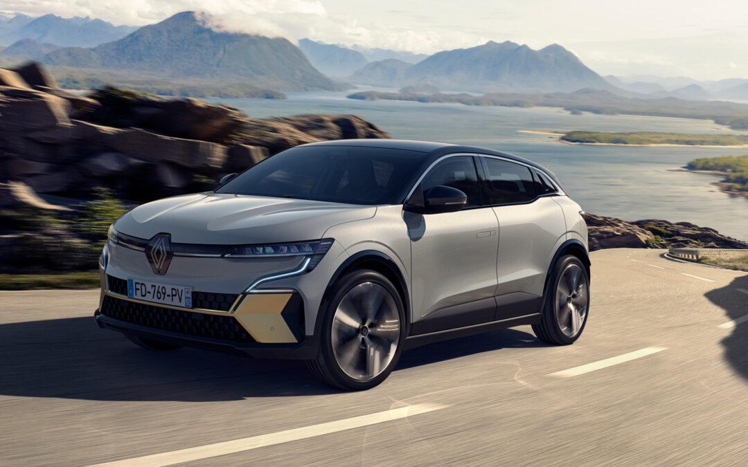 Renault Mégane stromert in die nächste Dimension