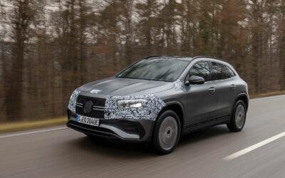 Der Leisetreter: Erste Ausfahrt im Mercedes EQA
