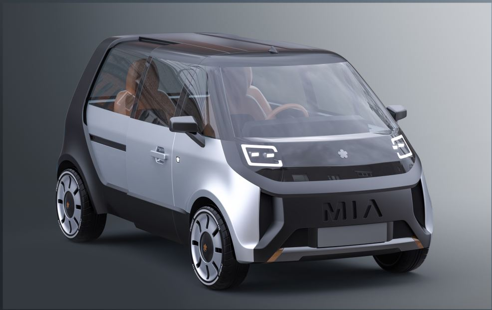 E-Auto-Zwerg Mia nimmt neuen Anlauf