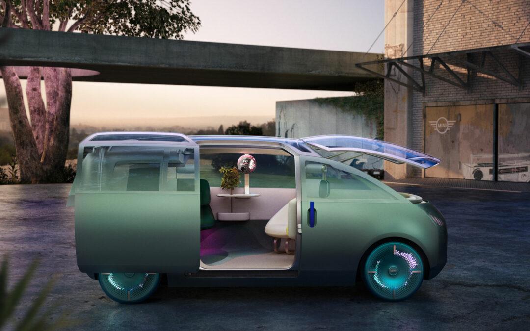 MINI Urbanaut: Schöner wohnen statt besser fahren