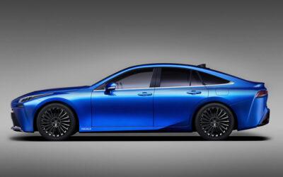 Toyota Mirai, der Zweite: Größer, weiter, preiswerter