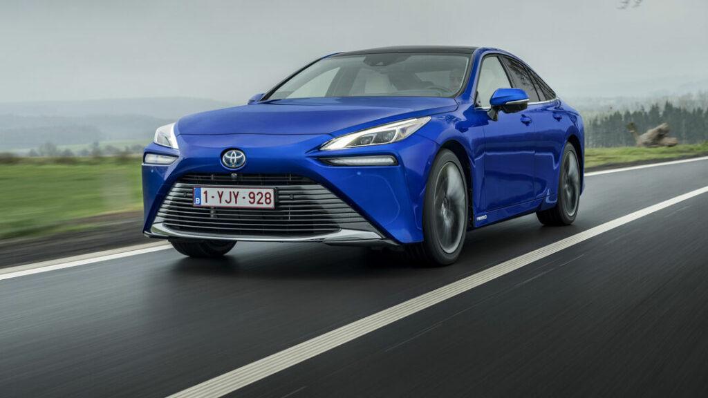 Toyota Mirai der zweiten Generation