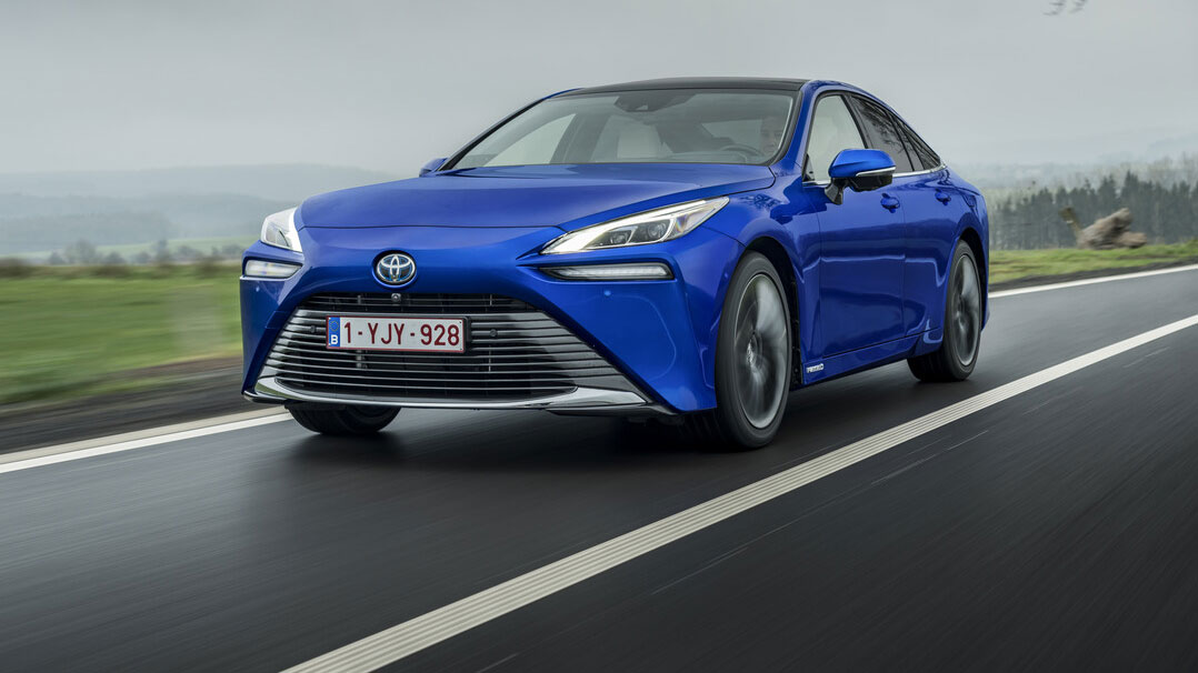 Toyota Mirai II: Da bleiben kaum noch Wünsche übrig