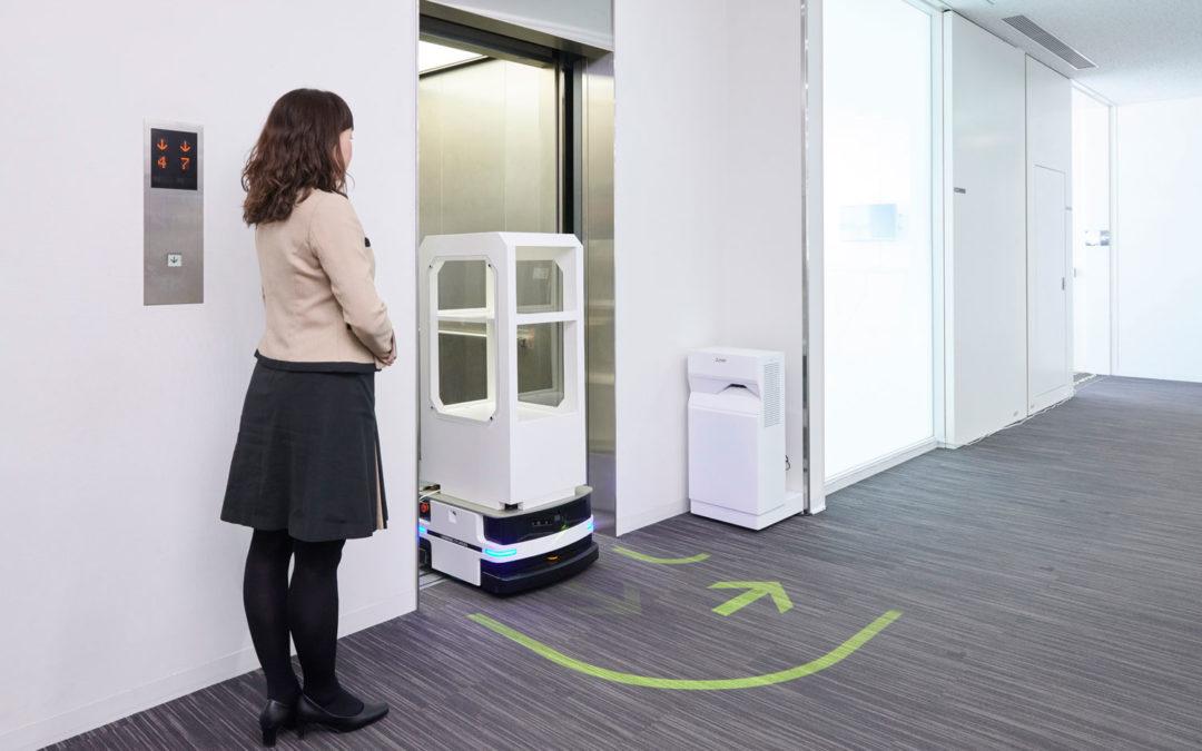 Smarte Roboter machen Putzkolonnen überflüssig