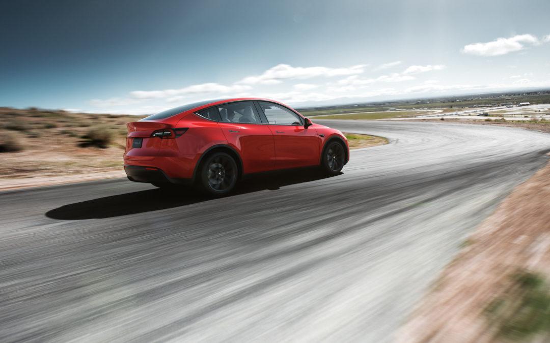 RobinTV E-News: Neue Ausstattungsdetails von Teslas Model Y