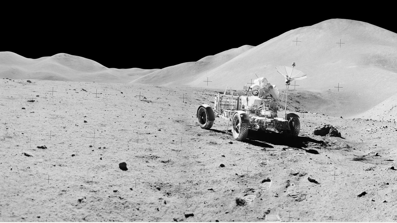 Vor 50 Jahren: Erstes Elektroauto auf dem Mond % Elektroauto