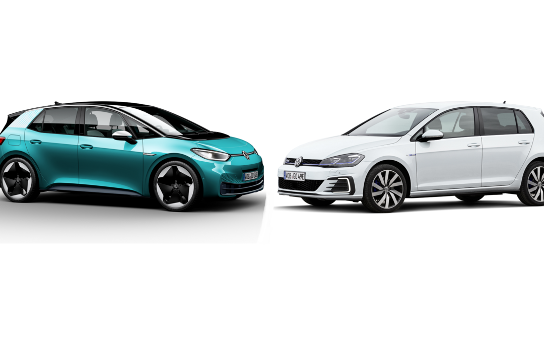 RobinTV E-News: Volkswagen unterbietet mit dem ID.3 die eigenen Verbrenner