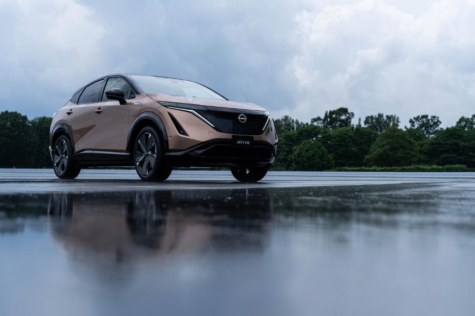 Ariya: Nissan stellt neuen Elektro-SUV vor