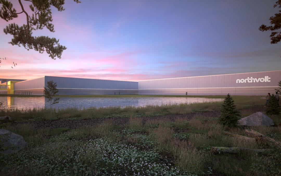 Milliarden-Investitionen in neue Batterie-Fabriken