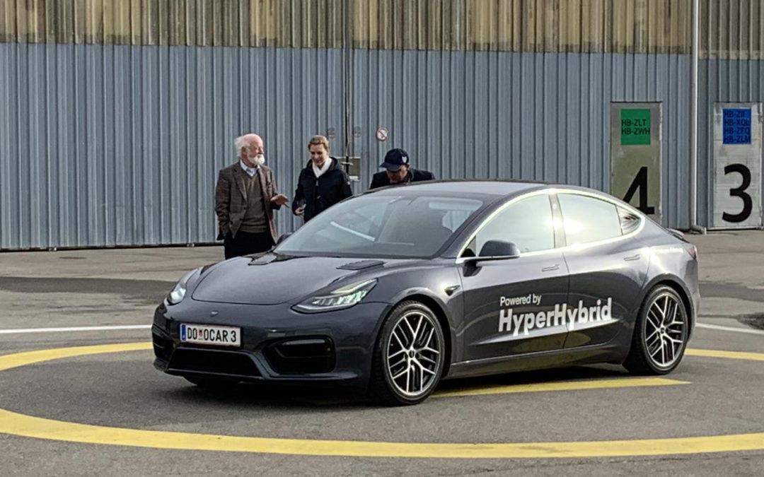 Tesla für 20.000 Euro? Ja, aber mit Hybridantrieb