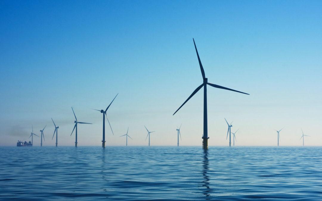 Schotten setzen auf grünen   Wasserstoff aus Windkraft