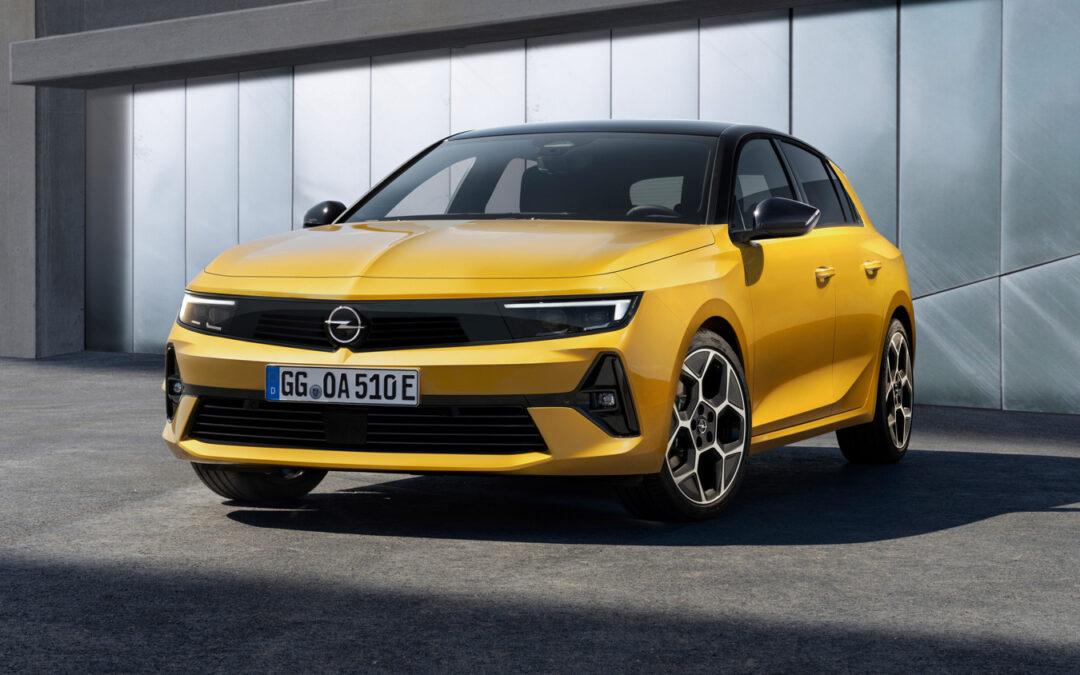 Opel Astra ganz neu – und zumindest teilelektrisch