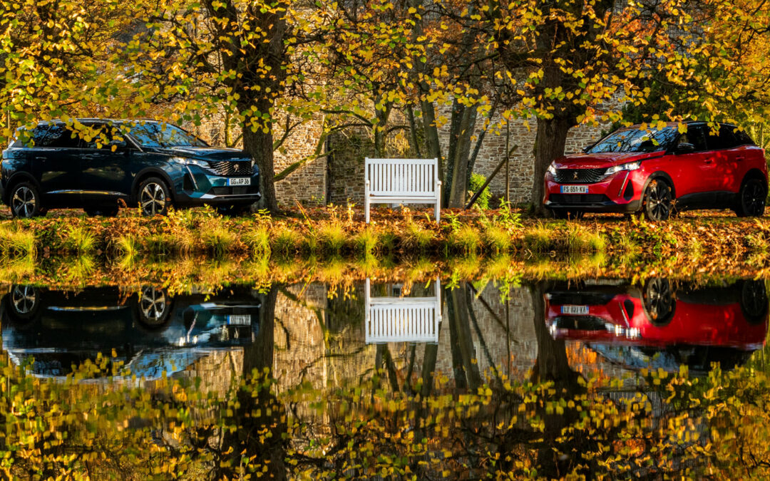 Peugeot fährt auf Elektro ab