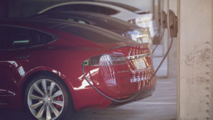 Destination Charger Tesla