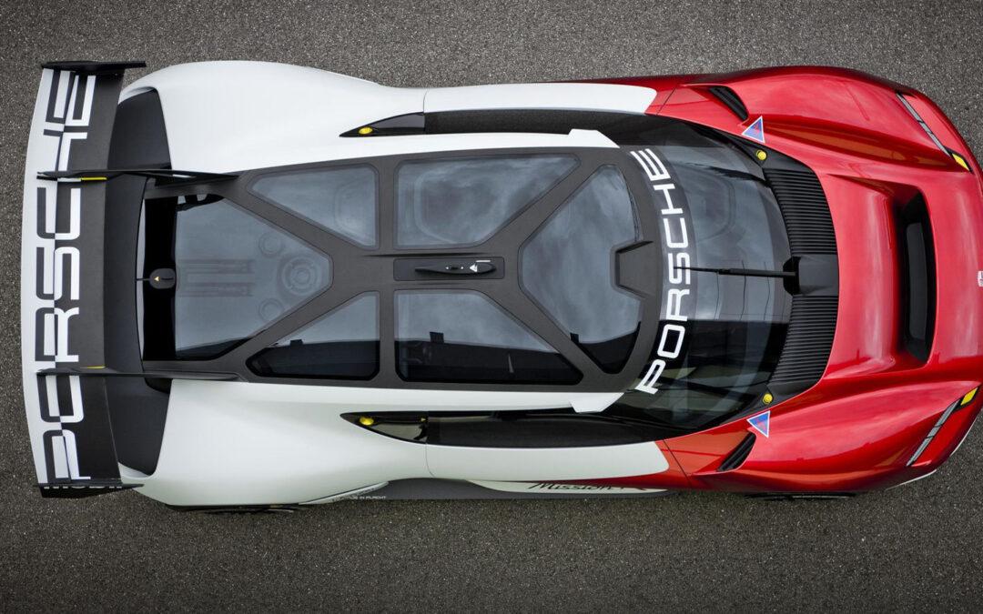 """Porsche startet vollelektrische """"Mission R"""""""