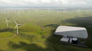 CO2-Speicherkraftwerk