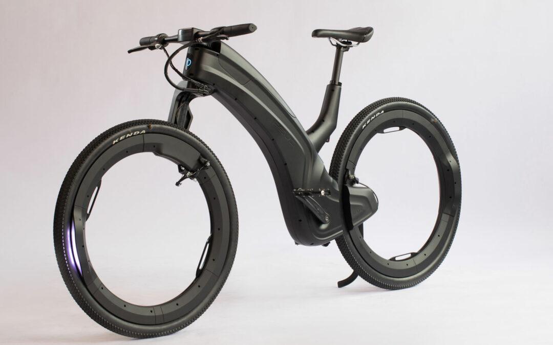 Reevo E-Bike: Radeln ganz ohne Naben und Speichen