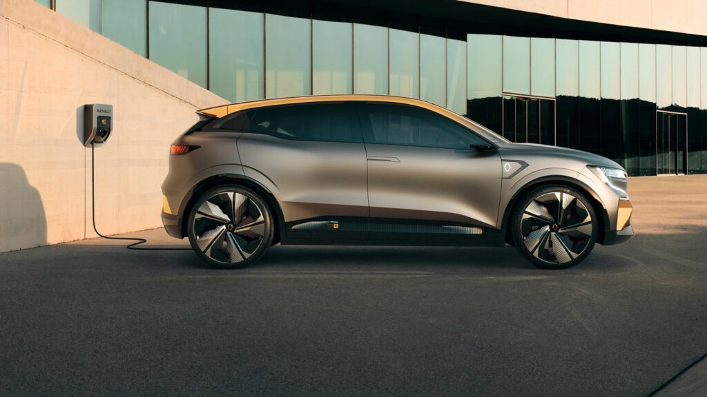 Renault MeganE Concept