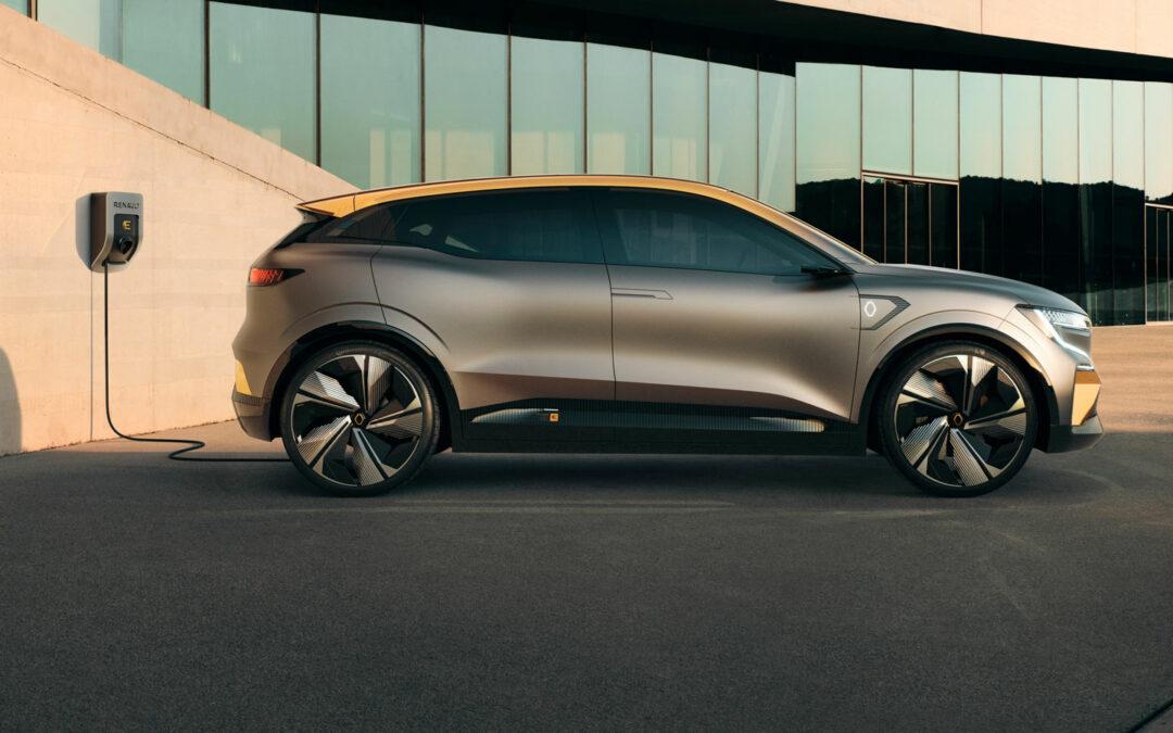 Renault lässt Verbrenner noch eine Weile laufen