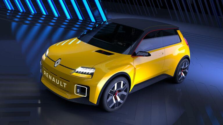 Renault 5: Die Rückkehr der Lebensfreude – elektrisch