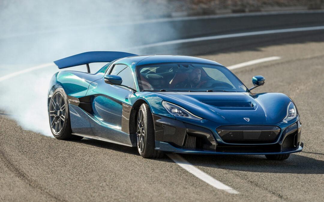 Rimac Nevera: Schleich Dich Bugatti