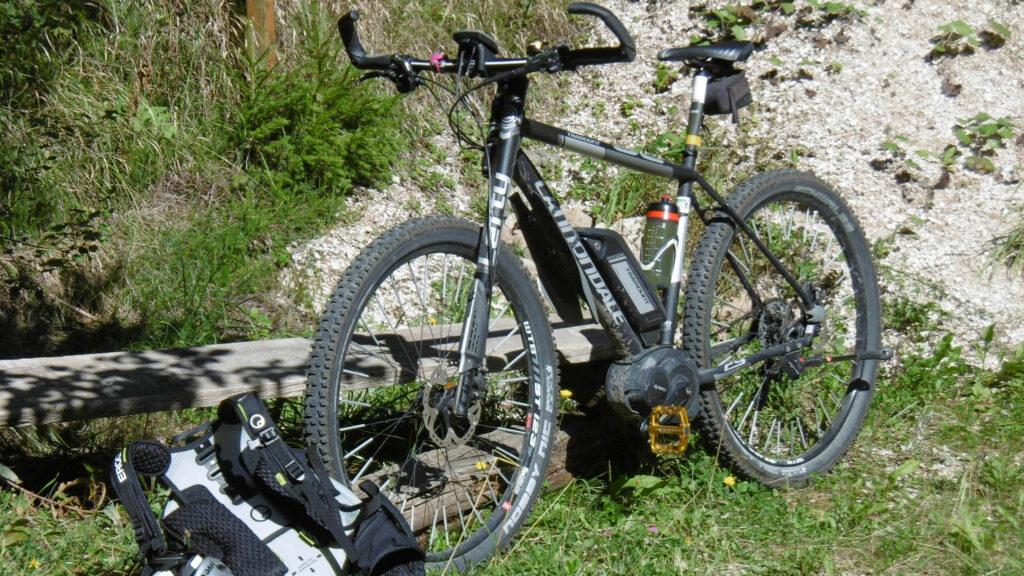 Transalp mit dem E-Bike in sieben Etappen - Edison - Heimat der Generation E