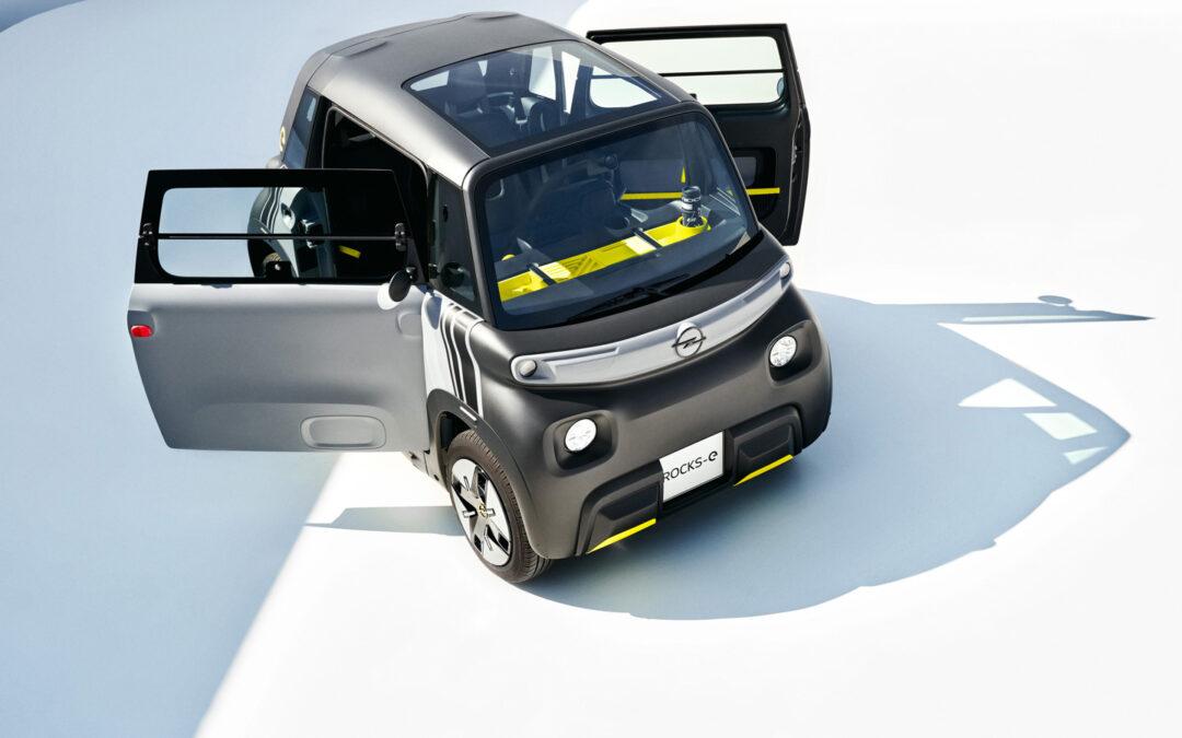 Mit diesem SUM will Opel bald die City rocken