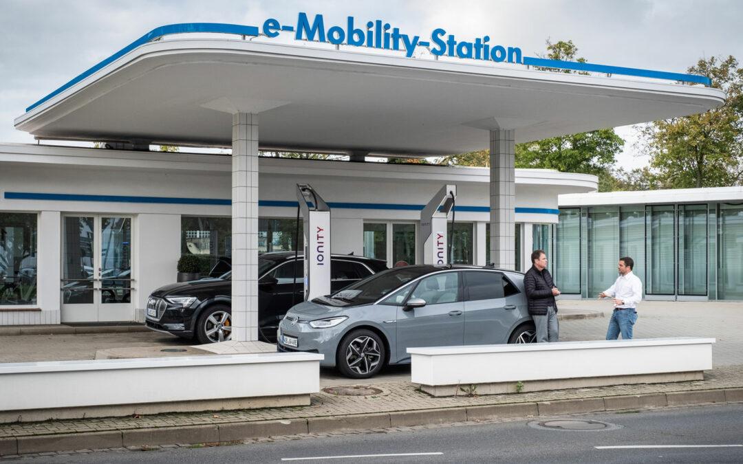 VW drückt auf die Tube beim Ausbau des Ladenetzes