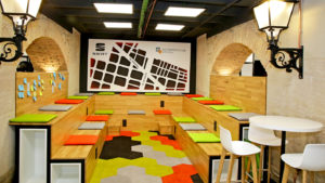 SEAT Metropolis:Lab Barcelona