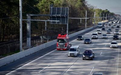 Klimaschützer und Politik  favorisieren O-Lastzüge