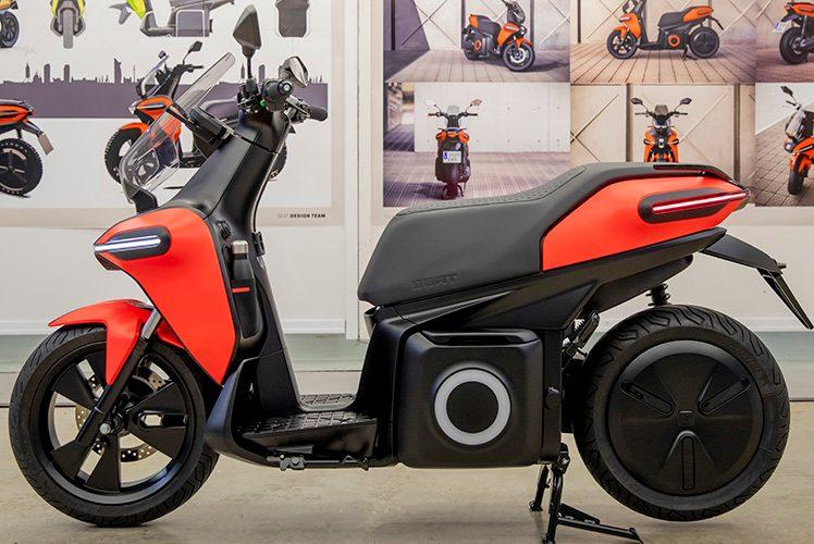 Seat MÓ eScooter 125