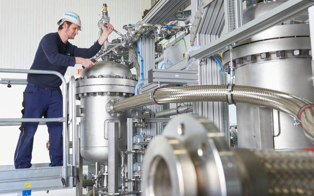"""Wasserstoff: So kommt die Industrie ans """"grüne Gold"""""""