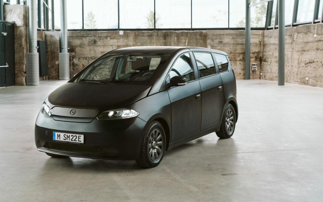 Solarauto Sono Sion bekommt mehr Reichweite