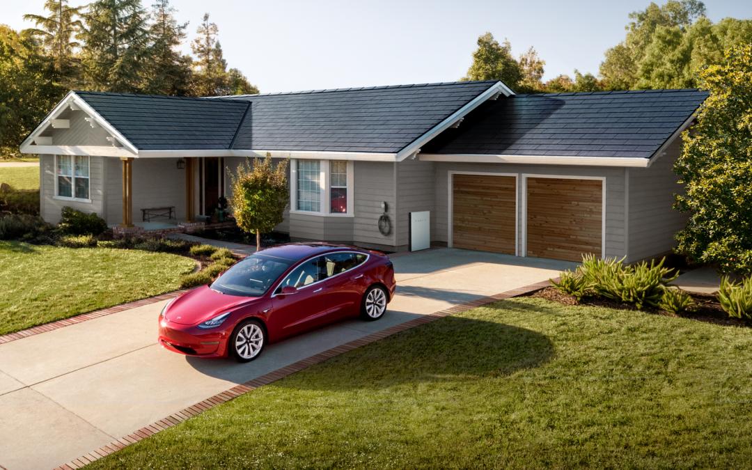 Steigt Tesla in das Smart-Home-Geschäft ein?