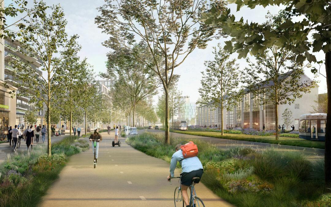 """""""Corona könnte die Transformation der Städte beschleunigen"""""""
