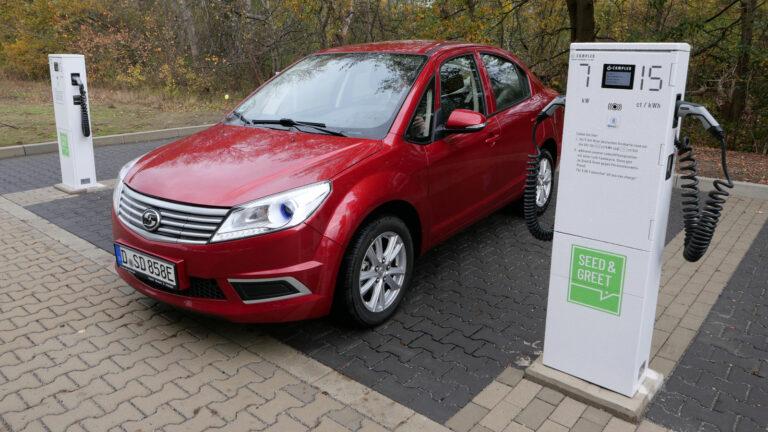 Suda SA 01: Der Elektro-Preiskracher aus China